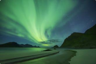 Northern Lights, Aurora, Norway