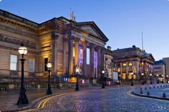 UK Walker Art Gallery Liverpool