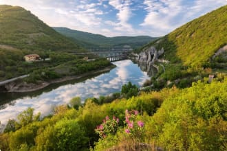 Rocks Bulgaria travel