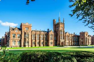 Queen's University in Belfast, Northern Ireland