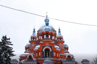 Krasnoyarsk to Vladivostok on the Trans-Siberian Railway
