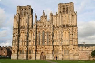 Wells Cathedral UK