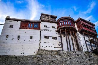 Baltit Fort in Karimabad, Pakistan