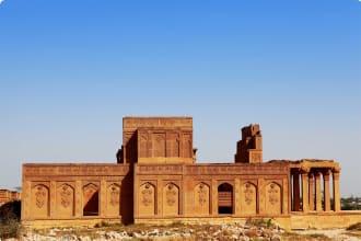 Makkli Tombs, Thatta, Pakistan