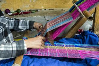 bhutanese knitting cloth fabric