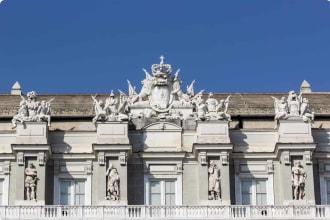 Ducal Palace in Genoa, Italy