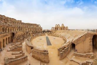 El Jem Amphitheatre Tunisia