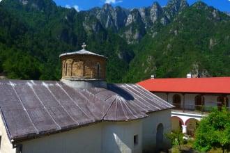 Stomiou Monastery, Epirus, Greece