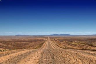 Oodnadatta Track.