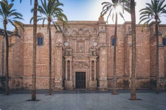 Cathedral of Almeria, Spain