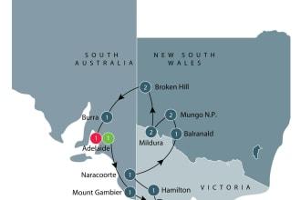 Southern States SA VIC NSW