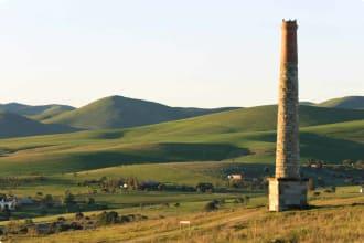 Chimney at Burra Mine