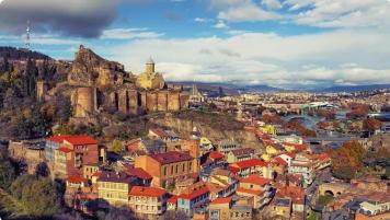 Tbilisi Georgia Caucasus