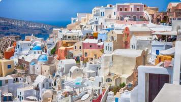Santorini - Eastern Mediterranean Islands