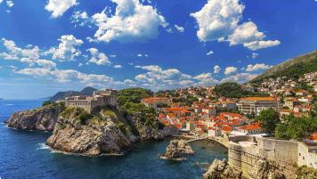 Dubrovnik Croatia, South Dalmatia