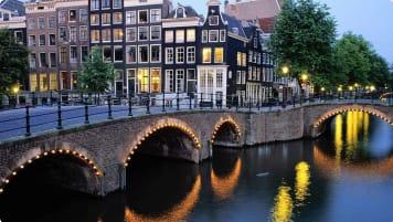 Amsterdam Canal Netherlands