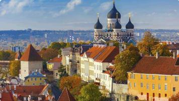 Baltics Small Group escorted Tour Latvia Estonia Lithuania