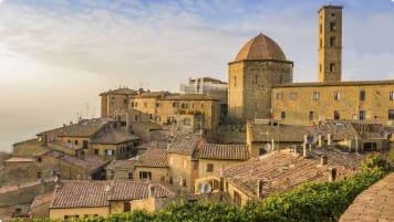 Villages of Italy, Volterra, Tuscany Italy