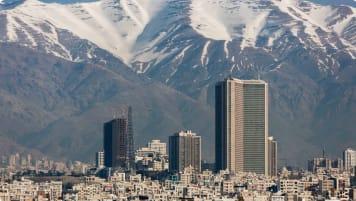 Tehran Alborz Mountains travel