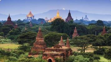 Myanmar, Mandalay temples burma