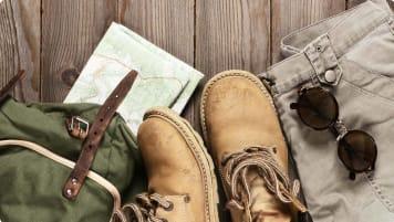 Hiking daypack