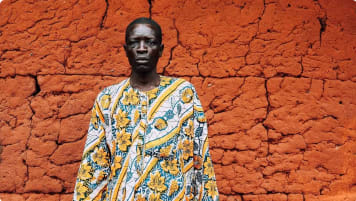 Colours of West Africa