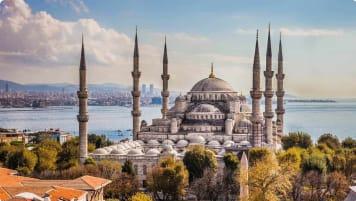 Istanbul, Turkey, Blue Mosque