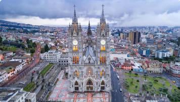 Basílica del Voto Nacional, Quito, Ecuador