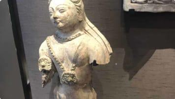 Silk road artefacts
