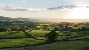 Pennines, Yorkshire, England