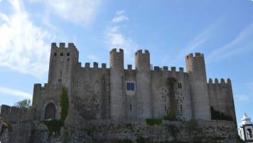 The Castle of Obidos