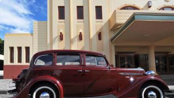 Art Deco Scene Napier New Zealand