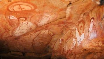 Aboriginal Artwork The Kimberley Australia