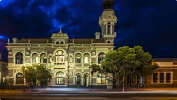 Broken Hill Town Hall.