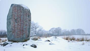 Rune stone Vikings