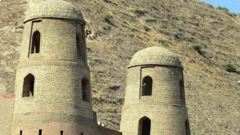 Hisor fortress, Tajikistan
