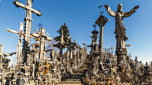Hill of Crosses, Lithuania