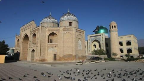 Mausoleum of Sheikh Muslihiddin