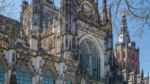 St. John's Cathedral, s-Hertogenbosch, Netherlands