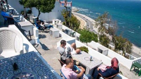 Cafe Hafa 2 Tangier