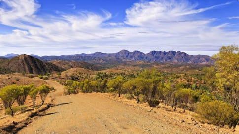 Flinders Ranges, Razorback Road
