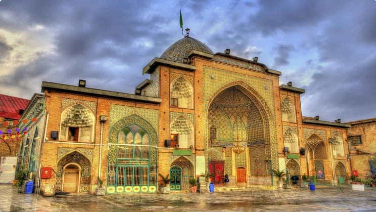 Small Group Tours to Iran