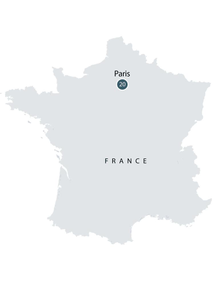 Explore Paris   21-day Small Group Tour Exploring Parisian Life itinerary