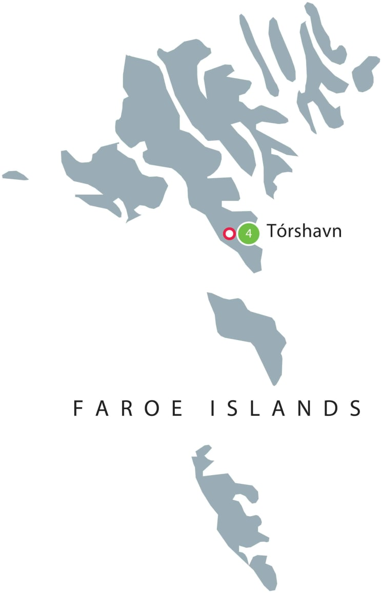 Faroe Islands Tour itinerary