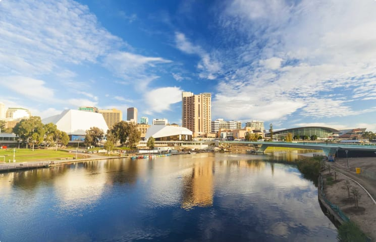 Small group holidays to Adelaide and surrounds itinerary
