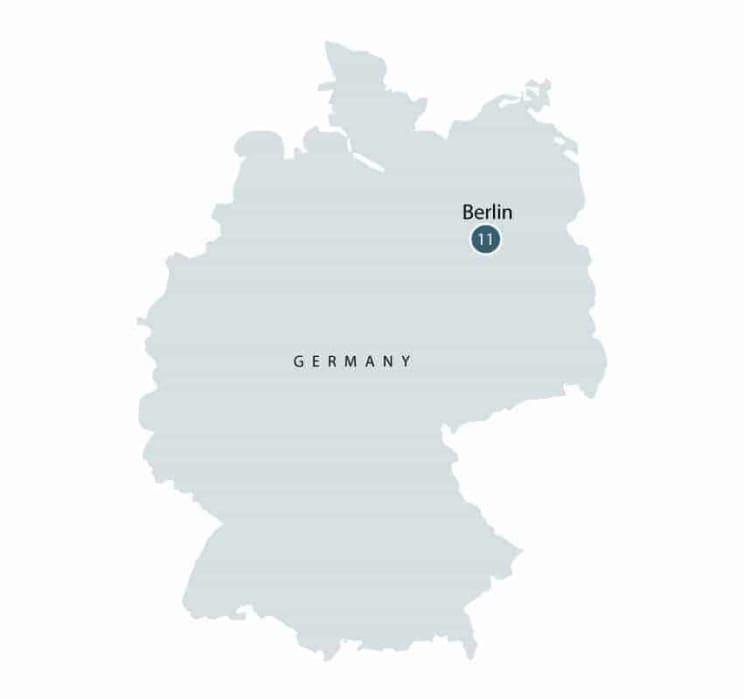 Berlin walking tour itinerary