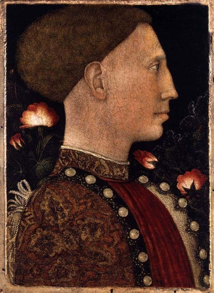 Leonello d'Este c1444.