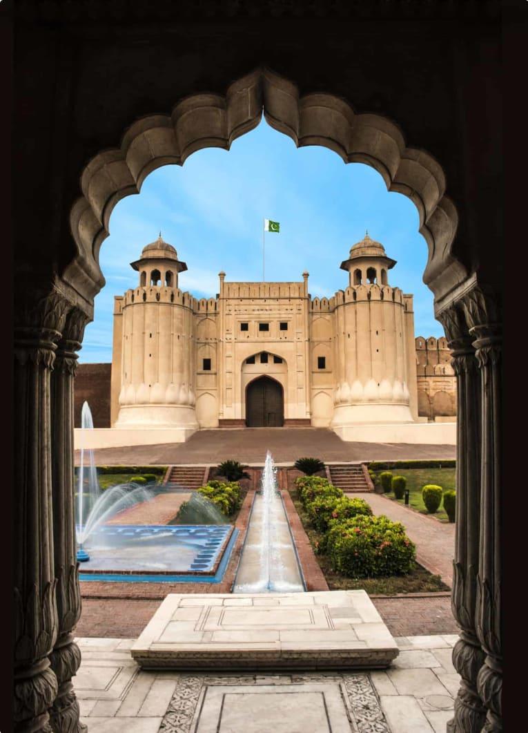 Lahore Fort, Lahore, Pakistan