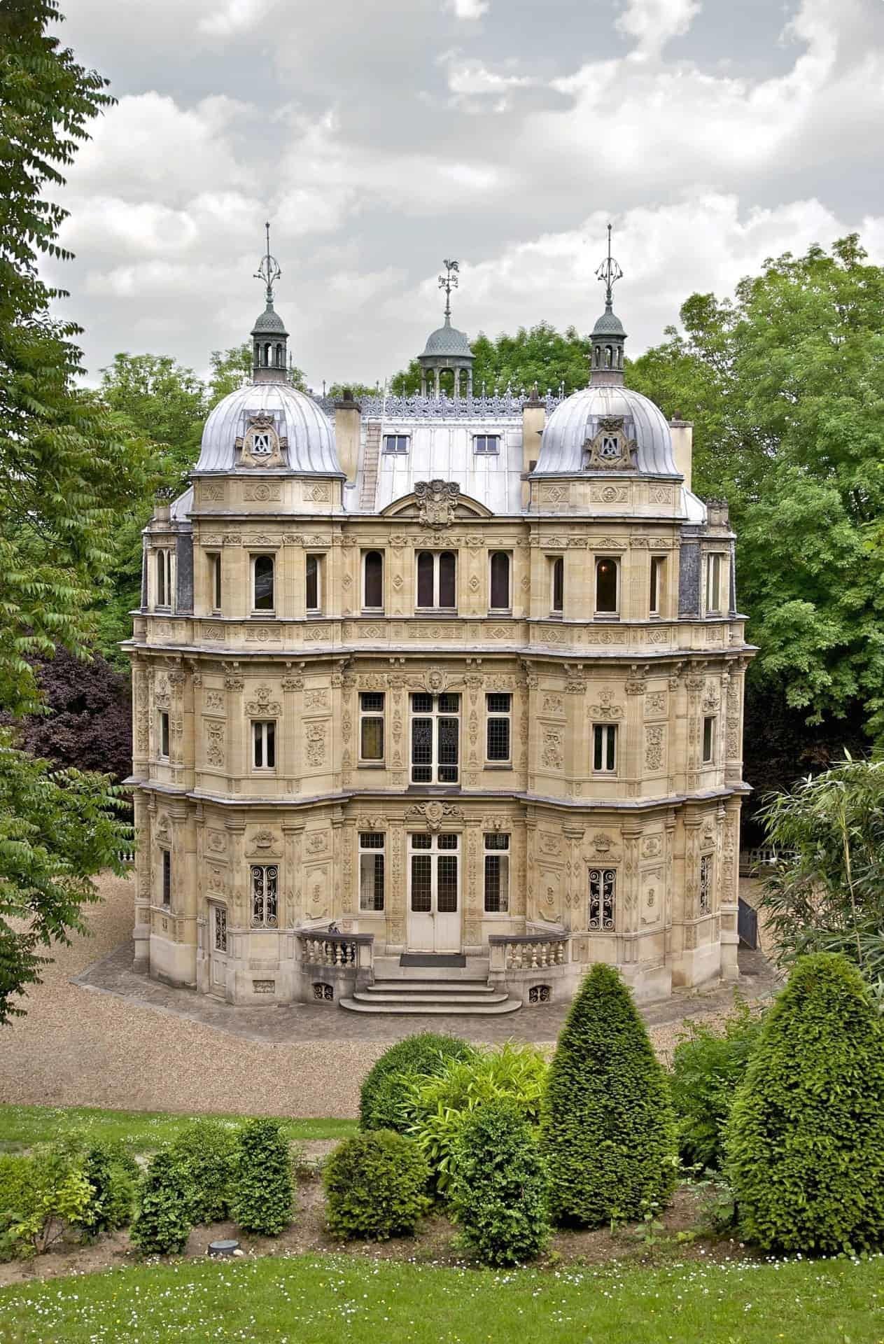 Alexander Dumas' residence, Chateau du Monte-Cristo