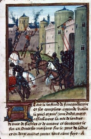 Siege of London